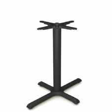 Vanna Detroit Table Base (B5) Cast Iron 56cm